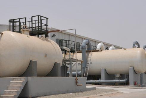 محطة تحلية مياه مطار الملك عبدالعزيز، جدة