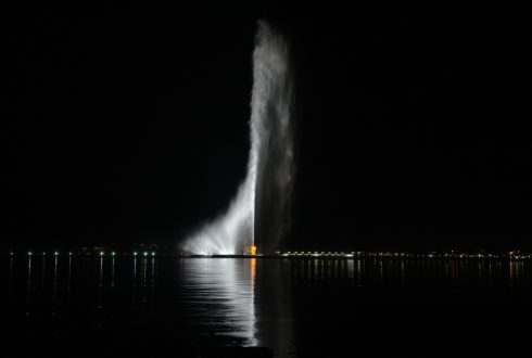 Jeddah Fountain; O&M​